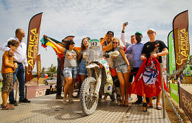"""Tikrajame Dakare finišavęs Tomas Jančys: """"Kopų kuriam laikui tikrai atsikandau"""""""