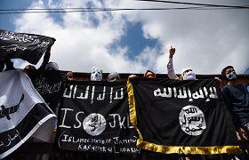 Per naktinius džihadistų išpuolius žuvo 18 irakiečių