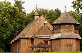 Puiki naujiena – lankytojams atveriama gražioji Palūšės Šv. Juozapo bažnyčia