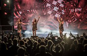 """Šiauliuose įvyko grandiozinis """"Man-go"""" ir """"Pikaso"""" koncertas"""