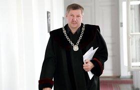 Prokuratūra nutraukė tyrimą dėl buvusio teisėjo A.Kruopio – duomenų nepakako