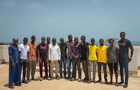 Lietuvių įkurta programuotojų akademija atvėrė duris Gambijoje