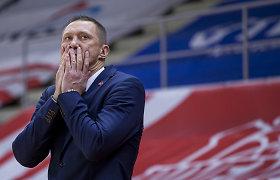 """Ž.Urbono atkirtis į priekaištus dėl nevietinių žaidėjų: """"Ar Žalgirio mūšį laimėjo tik lietuviai?"""""""