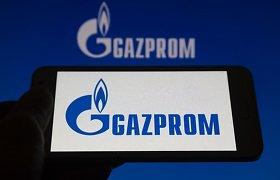 """FT: Ukraina ketina prisiteisti iš """"Gazprom"""" prieigą prie Centrinės Azijos dujų tranzito"""