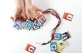 Kalėdinės idėjos: gaminame advento kalendorius