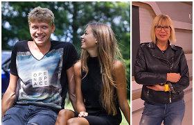 """Laima Janušonytė apie Kuzminskų skyrybas: """"Jūs apsirinkate kaltindami Kuzios žmoną Eglę"""""""