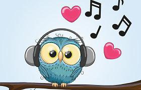 Muzikinis testas: ar pažinsite, kas atlieka šias 15 lietuviškų dainų apie paukščius?