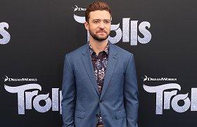 """Justinas Timberlake'as nori dar daugiau animacijos """"Troliai"""" tęsinių: """"Tai yra dovana"""""""