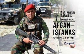 Kitoks Afganistanas: narkomanai gatvėse, karo artefaktai ir gidė, kuriai gresia mirtis