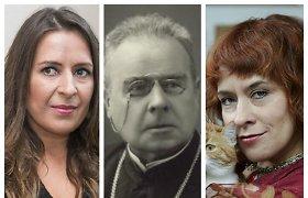 Testas: ar pažinsite žymiausius lietuvių rašytojus iš jų nuotraukų?