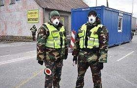 Pasieniečiai už 4,5 mln. eurų įsigis naujas uniformas