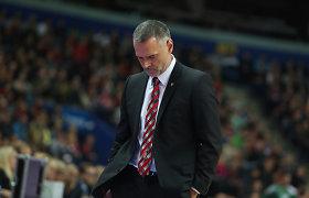 """Dirkas Bauermannas po tragiško mačo su """"Laboral Kutxa"""": """"Daugiau tai nepasikartos"""""""