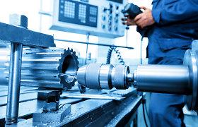 JAV pramonės gamybos apimtys rugsėjo mėnesį susitraukė 1,3 proc.