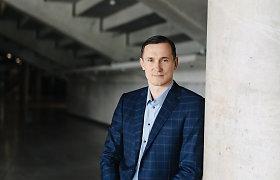 """""""Kaunas 2022"""" ambasadoriumi tapęs P.Jankūnas: """"Man patinka būti Kaune"""""""