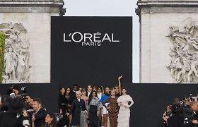 """""""L'Oreal"""" įplaukų augimas pirmąjį ketvirtį pranoko lūkesčius"""