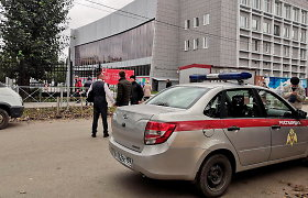 Per šaudynes Permės universitete žuvusių žmonių skaičius sumažintas iki 6