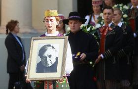 2014-ieji pažymėti Donato Banionio, Juozo Kazicko, Alfonso Svarinsko, Gintaro Ruplėno netektimis