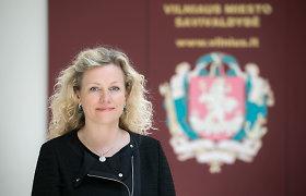 Jurga Večerskytė-Šimeliūnė: Vilnius saugo medžius