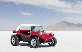 """Dakaro nugalėtojų bagių istoriją pradėjo ne MINI: kodėl būtent """"VW Beetle"""" tapo pionierium?"""