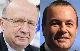 Manfredas Weberis ir Andrius Kubilius: Žvilgsnis į ateitį – stipresnė, demokratiškesnė Europa, pasiruošusi įgyvendinti savo piliečių poreikius