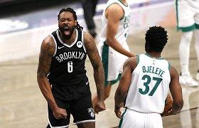 """DeAndre Jordanas keliasi į """"Lakers"""", Bruklino klubas gavo kitą """"All-Star"""" veteraną"""