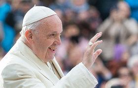 13 popiežiaus Pranciškaus citatų įvairiais gyvenimo klausimais
