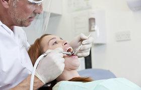 Skausmo baimė: odontologinės procedūros jau seniai nėra skausmingos