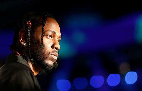 Paviešinta ištrauka iš Kendricko Lamaro pirmosios biografijos: tai perskaityti verta