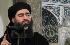 """Praėjus 5 metams po Bin Ladeno pašalinimo CŽV šefas dairosi """"Islamo valstybės"""" vadovo galvos"""