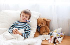 Antibiotikų skyrimo normų neviršijantys medikai bus skatinami finansiškai