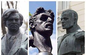 Testas prenumeratoriams: ar pažinsite bent 9-is iš šių 12-os Vilniaus paminklų?