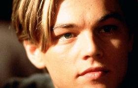 Testas: ar pažinsite bent 8 iš šių 10-ies filmų, kuriuose vaidino L.DiCaprio?