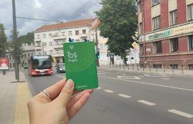 """Kauno viešajame transporte – nauja bilietų sistema: """"zuikiams"""" bus sunkiau"""