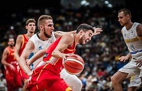 Sensacija pasaulio čempionato atrankoje – Ukraina nubloškė Ispaniją