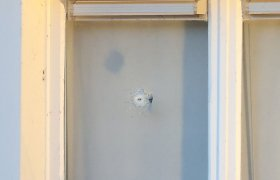 Hagoje apšaudyta Saudo Arabijos ambasada, žmonės nenukentėjo