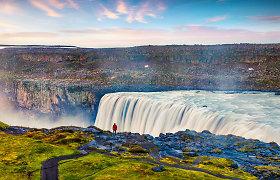 Kvapą gniaužiantys gamtos stebuklai Islandijoje