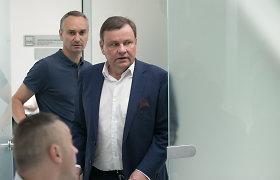 Netikėta rinkimų pabaiga: Lietuvos krepšinis išsirinko naują prezidentą