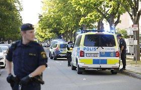 """Švedijoje dėl ryšių su """"Islamo valstybe"""" sulaikytos dvi moterys"""