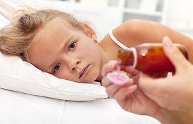 Dar viena vaikų neskiepijimo mados pasekmė – daugėja kokliušo atvejų