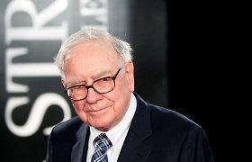 15 įdomiausių Warreno Buffetto citatų apie gyvenimą, sėkmę ir asmeninį tobulėjimą