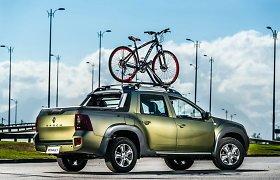 """""""Dacia Duster"""" sukūrė pikapą: užkariaus ne tik Rytų Europą?"""