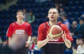Buvęs Mindaugo Katelyno klubas Vokietijos krepšinio lygoje pakilo į antrą vietą