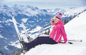 Nauja slidinėjimo kryptis: Dolomitinės Alpės – ne tik Italijoje