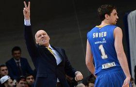 Rusijos krepšinio metodai, kurie atpirkimo ožiu pavertė Rimą Kurtinaitį