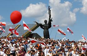 Baltarusija – ne Ukraina: kuo skiriasi dabartiniai protestai nuo Maidano?