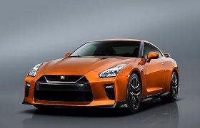 """""""Nissan Z"""" ir """"GT-R"""" likimas jau nulemtas?"""