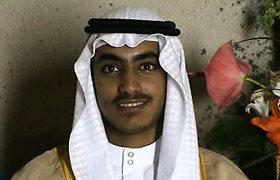 Baltieji rūmai: O.bin Ladeno sūnus buvo nukautas per JAV operaciją