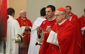 A.J.Bačkis: nestebina, kad norintys itin tvarkingos Bažnyčios nepatenkinti Pranciškumi