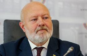 Eugenijus Gentvilas: Degradation total – murmėjo A.Gelūnas