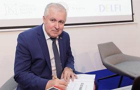 Arvydas Anušauskas: Naujas atsakymas E.Zurofui dėl A.Ramanausko-Vanago